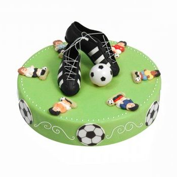 Test Gateau Anniversaire Football