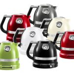 Test bouilloire kitchenaid rouge