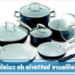 Comparatif batterie de cuisine en pierre pour induction