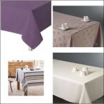 Guide d'achat nappe table rectangulaire
