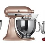 Comparatif kitchenaid