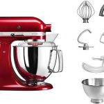 Comparatif kitchenaid artisan pomme d amour