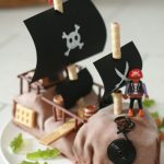 Test gateau pirate anniversaire