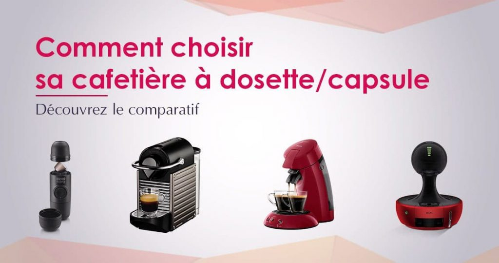 comparatif cafetieres a capsules