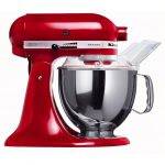 Comparatif robot patissier kitchenaid artisan