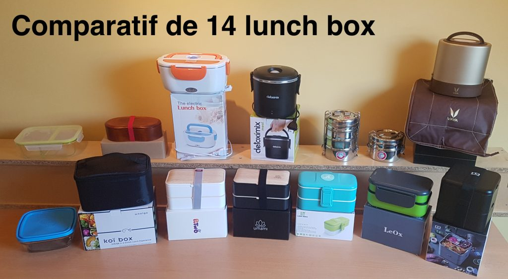 test lunch box hermetique