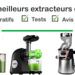 Comparatif extracteur de jus de fruits