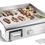 Guide d'achat electric plancha grill