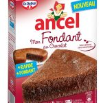 Test sachet gateau
