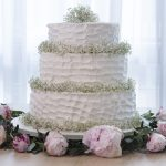 Test support wedding cake