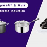 Meilleur avis sur lot casseroles induction